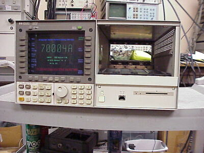 AGILENT HP HP 70004A Display -TESTED AND CALIBRATED