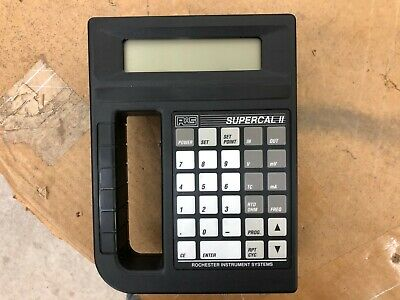 RIS Rochester Instrument Systems Supercal II CL-4500 Calibrator Tester Meter