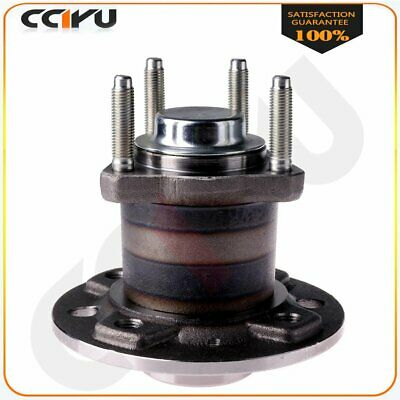 Rear Wheel Hub And Bearing Assembly Fits Cobalt G5 Ion Pursuit 4 Bolt w/ ABS