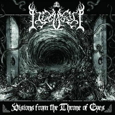 Idolatry - Visions From The Throne Of Eyes New Cd