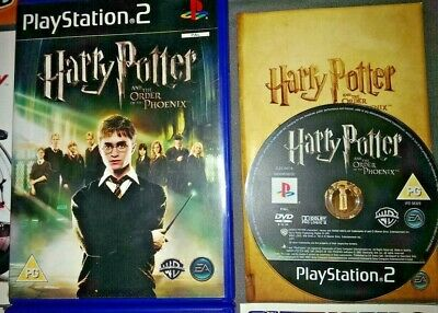 Harry Potter And The Order Of The Phoenix [Ps2] Uk Pal Complete
