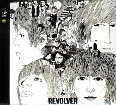 The Beatles - Revolver - The Beatles CD TCLN The Cheap Fast Free Post The Cheap