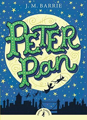 NEW - Peter Pan (Puffin Classics) by Barrie, J. M.