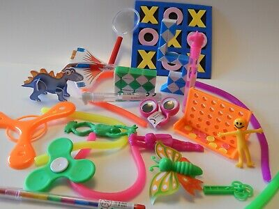 12 x CHILDRENS BIRTHDAY PARTY BAG FILLERS TOYS BOYS GIRLS WEDDING LOOT PRIZES