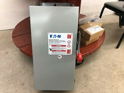 Eaton Heavy Duty Safe Switch 100A DH363NDK