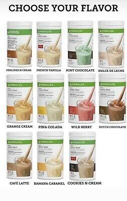 HERBALIFE FORMULA 1 HEALTHY MEAL SHAKE MIX 750g (ALL FLAVORS AVAILABLE)