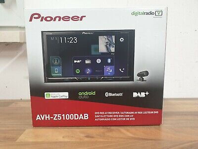 Pioneer avh-z5100dab 2DIN CARPLAY
