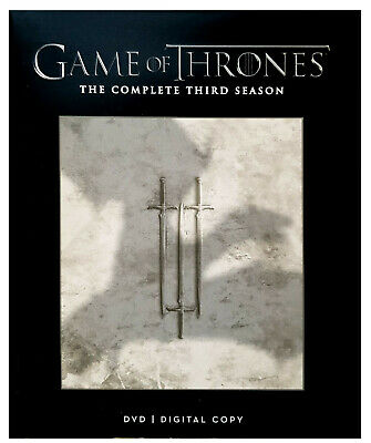 Game Of Thrones - The Complete Third Season [DVD + Digital Copy]
