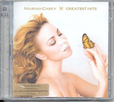 Carey, Mariah - Greatest Hits - Carey, Mariah CD BRVG The Cheap Fast Free Post