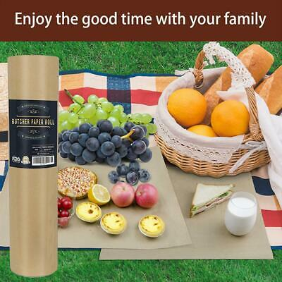 Outdoor Barbecue paper kraft paper Butcher Kraft Paper Roll Wrapping Paper
