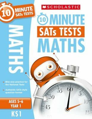 10 Minute SATs Tests Maths Year 1  H4