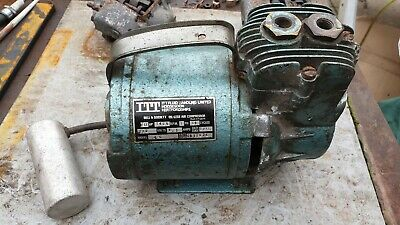 ITT Bell & Gossett Oil-less air compressor. Possible airbrush use