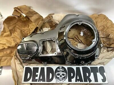 Harley chrome fxr flt 85-88 outer primary cover