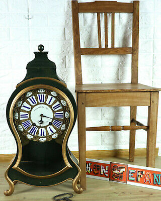 Pendule Antique Paliard Frères a Besancon France Watch Old French Clock France