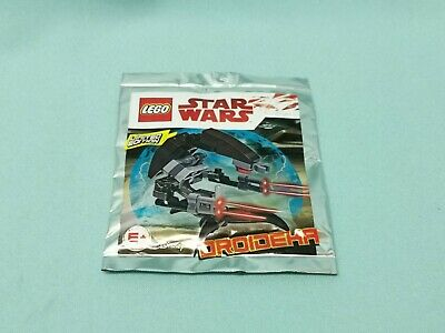 LEGO Star Wars Minifiguren Droideka Polybag Limited Edition