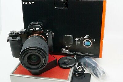 Sony A7 (Ilce 7K) 24.3Mp Full Frame Camera W/Fe 28-70Mm Zoom Lens *Tech Checked*