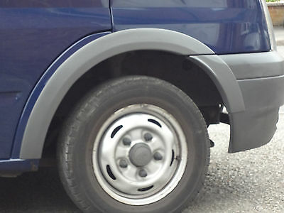 Ford Transit Sport Pick Up St Wheel Arches Mk7 2006-13 Easy Fit No Need To Paint