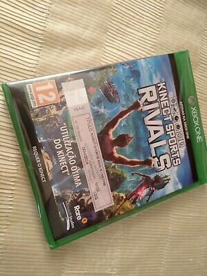 Kinect Sports Rivals | Xbox One | New & Sealed | PAL