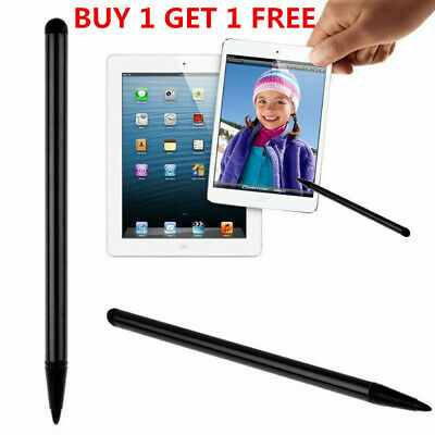 Black Stylus Touch Screen Pen For iPad iPod iPhone Samsung PC Cellphone Tablet