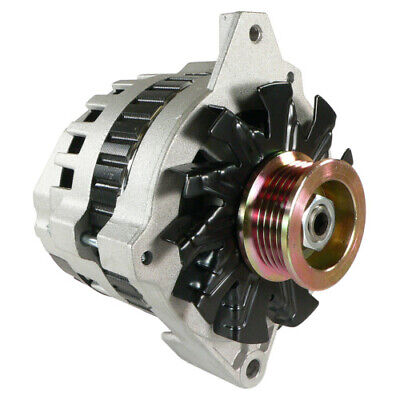 NEW ALTERNATOR HIGH OUTPUT 220 Amp 4.3 4.3L CHEVY GMC P SERIES VAN 1987-1995