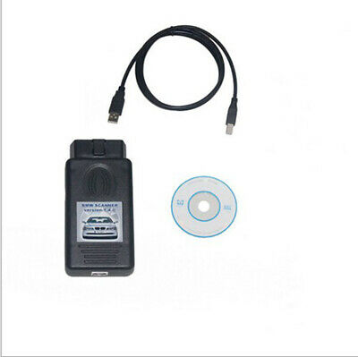 Interface de Diagnostic & Programmation Pour BMW SCANNER V1.4.0 OBD2 USB