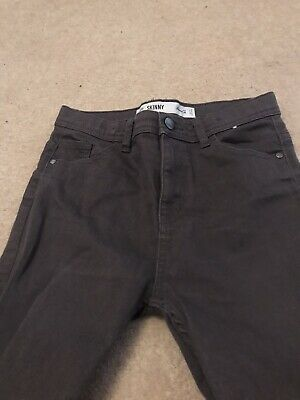 Boys skinny jeans from Denim and Co in age 10-11 years