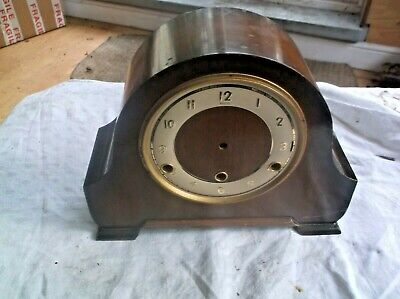 A    Mantle Clock Case For Restoration Case Only