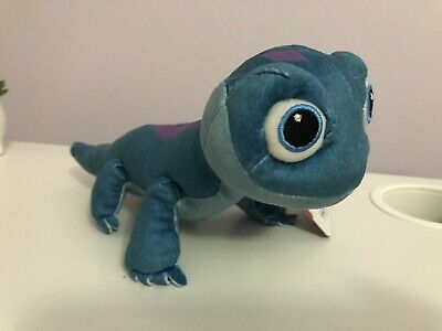 "Disney Store Original Frozen 2 Bruni Salamander Plush Stuffed Animal 10"" Long"