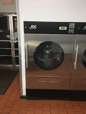 Adc Large Jumbo 75lbs Gas Coin Dryer Laundry Laundromat Maytag