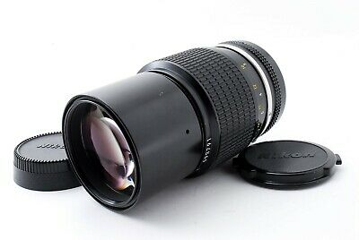 "Nikon Non-Ai Nikkor 200mm f/4 MF Telephoto Lens""Near Mint""From Tokyo Japan!!!#49"