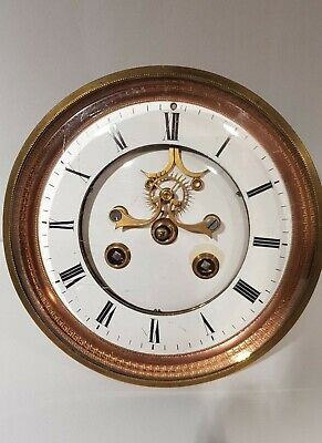 A LARGE MARTI, FRENCH CLOCK MOVEMENT. SPARES OR REPAIRS ONLY Ref.sm4