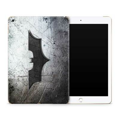 Bat Signal Premium Vinyl Skin Sticker Decal to Cover Back and Sides of iPad