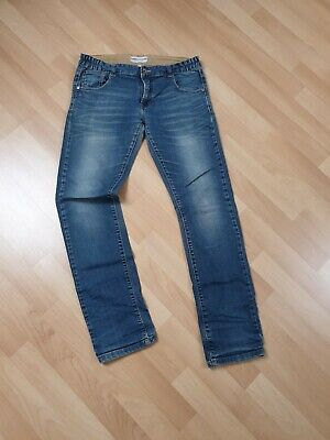 Jeans gr. 164 here+there c&a gerades bein