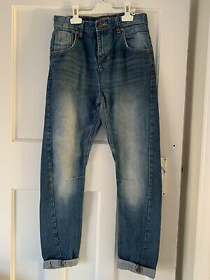Boys Next Slouch Jeans- Age 12