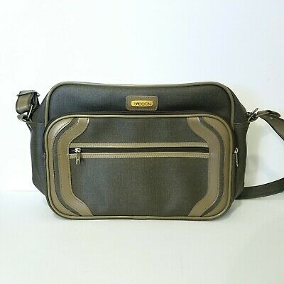 Vintage Sasson Traveling Weekend Carry on Tote