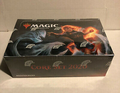 Magic the Gathering, Core Set 2020, Factory Sealed Booster Box!! MTG!! NEW!!
