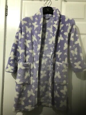 girls dressing gown age 6