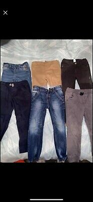 Bundle Of Boys Jeans Age 4-5 Years