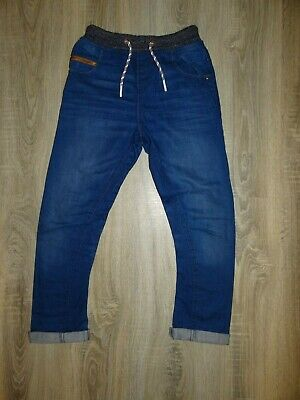 NEW Boys NEXT slim jeans, soft waistband denim trousers/ pants size 9 years