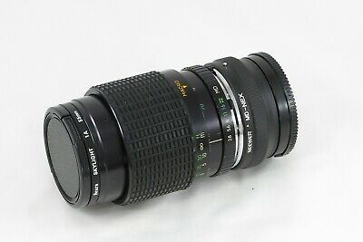 35-70 mm F 2.8 Adapted Zoom lens for SONY NEX Alpha e-mount MD bundle TESTED