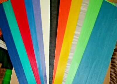 Real Wood Veneer Coloured / Dyed For Marquetry,Box Making,Crafts,Hobbies,Models