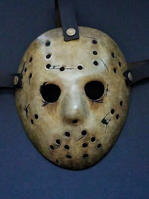 Never Hike Alone- Friday the 13th Jason Voorhees Hockey Mask