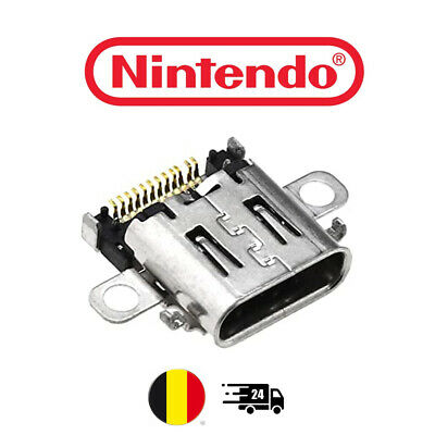 Connecteur De Charge Nintendo Switch Qualite Original Usb Port