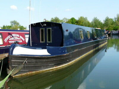 60' Cruiser Stern Narrowboat built 2009 ****Price Reduced ****