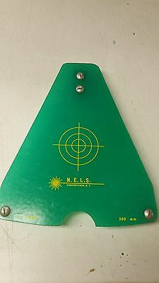 Pipe Laser Target 12 Inch