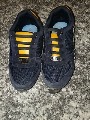 Ted Baker Boys Size1 Junior Trainers