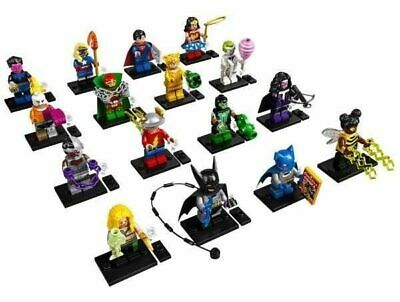 NEW Authentic LEGO Collectible Minifigures Series DC Super Heroes - You Pick!