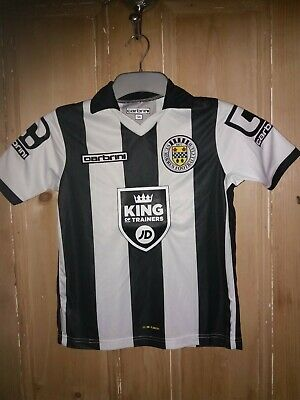 St mirren football shirt Junior Boys Carbrini JD Sports