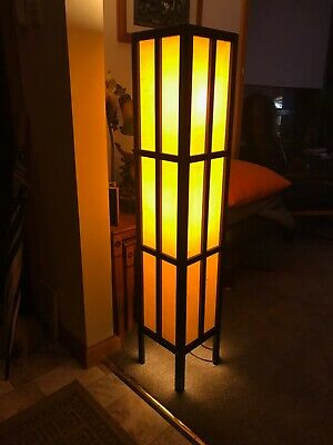 Floor lamp - Japanese inspired or Retro? You be the judge