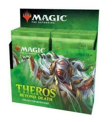 Magic the Gathering: MTG Theros Beyond Death Collector Booster Box READY!